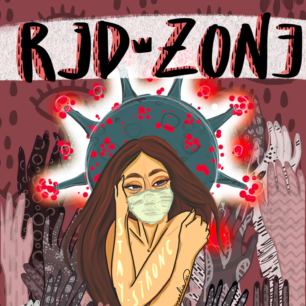 Red Zone Cover